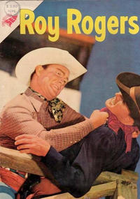Cover Thumbnail for Roy Rogers (Editorial Novaro, 1952 series) #40