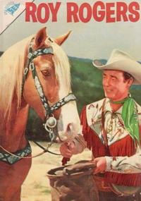 Cover Thumbnail for Roy Rogers (Editorial Novaro, 1952 series) #55