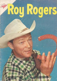 Cover Thumbnail for Roy Rogers (Editorial Novaro, 1952 series) #33
