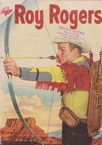 Cover Thumbnail for Roy Rogers (Editorial Novaro, 1952 series) #35