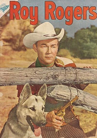 Cover Thumbnail for Roy Rogers (Editorial Novaro, 1952 series) #32