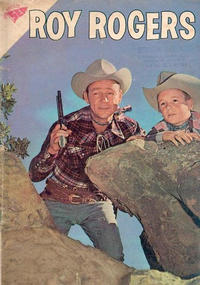 Cover Thumbnail for Roy Rogers (Editorial Novaro, 1952 series) #105
