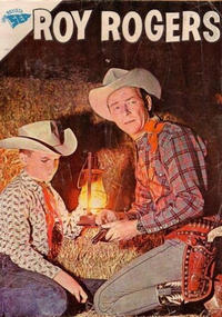 Cover Thumbnail for Roy Rogers (Editorial Novaro, 1952 series) #107