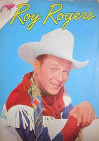 Cover Thumbnail for Roy Rogers (Editorial Novaro, 1952 series) #114