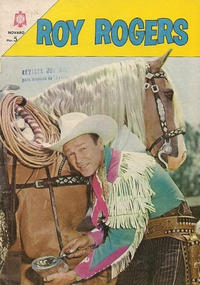 Cover Thumbnail for Roy Rogers (Editorial Novaro, 1952 series) #146