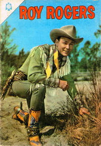 Cover Thumbnail for Roy Rogers (Editorial Novaro, 1952 series) #150