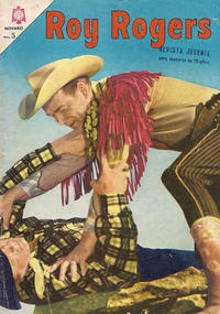 Cover Thumbnail for Roy Rogers (Editorial Novaro, 1952 series) #163