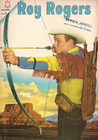 Cover Thumbnail for Roy Rogers (Editorial Novaro, 1952 series) #164