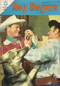 Cover Thumbnail for Roy Rogers (Editorial Novaro, 1952 series) #166