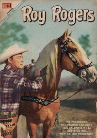 Cover Thumbnail for Roy Rogers (Editorial Novaro, 1952 series) #191