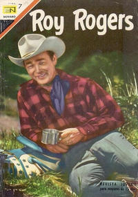 Cover Thumbnail for Roy Rogers (Editorial Novaro, 1952 series) #183
