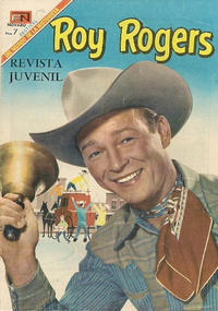 Cover Thumbnail for Roy Rogers (Editorial Novaro, 1952 series) #197