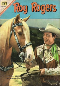 Cover Thumbnail for Roy Rogers (Editorial Novaro, 1952 series) #176