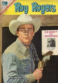 Cover Thumbnail for Roy Rogers (Editorial Novaro, 1952 series) #177