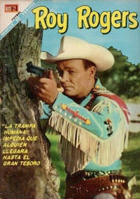 Cover Thumbnail for Roy Rogers (Editorial Novaro, 1952 series) #190