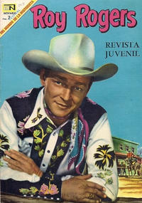 Cover Thumbnail for Roy Rogers (Editorial Novaro, 1952 series) #202