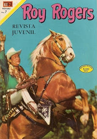 Cover Thumbnail for Roy Rogers (Editorial Novaro, 1952 series) #209