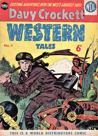 Cover Thumbnail for Western Tales (World Distributors, 1955 series) #4
