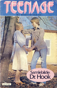 Cover Thumbnail for Teenage (Semic, 1977 series) #2/1977