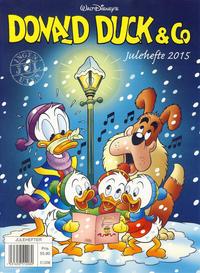 Cover Thumbnail for Donald Duck & Co julehefte (Hjemmet / Egmont, 1968 series) #2015 [Bokhandelutgave]