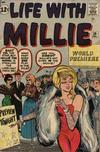 Cover for Life with Millie (Marvel, 1960 series) #20