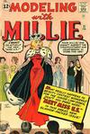 Cover for Modeling with Millie (Marvel, 1963 series) #21