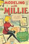 Cover for Modeling with Millie (Marvel, 1963 series) #24