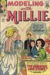 Cover for Modeling with Millie (Marvel, 1963 series) #36