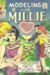 Cover for Modeling with Millie (Marvel, 1963 series) #38