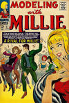 Cover for Modeling with Millie (Marvel, 1963 series) #53