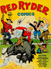 Cover for Red Ryder Comics (Dell, 1942 series) #7