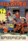 Cover for Red Ryder Comics (Dell, 1942 series) #8