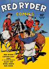 Cover for Red Ryder Comics (Dell, 1942 series) #10