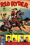 Cover for Red Ryder Comics (Dell, 1942 series) #12