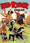 Cover for Red Ryder Comics (Dell, 1942 series) #18
