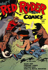 Cover for Red Ryder Comics (Dell, 1942 series) #24