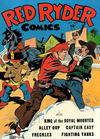 Cover for Red Ryder Comics (Dell, 1942 series) #25