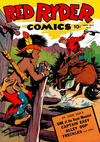 Cover for Red Ryder Comics (Dell, 1942 series) #27