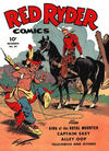 Cover for Red Ryder Comics (Dell, 1942 series) #29
