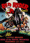 Cover for Red Ryder Comics (Dell, 1942 series) #30
