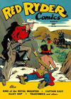 Cover for Red Ryder Comics (Dell, 1942 series) #32