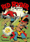 Cover for Red Ryder Comics (Dell, 1942 series) #36