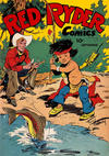 Cover for Red Ryder Comics (Dell, 1942 series) #38