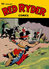 Cover for Red Ryder Comics (Dell, 1942 series) #42