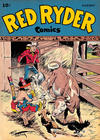 Cover for Red Ryder Comics (Dell, 1942 series) #49