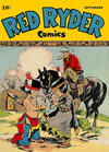 Cover for Red Ryder Comics (Dell, 1942 series) #50