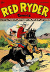 Cover for Red Ryder Comics (Dell, 1942 series) #53