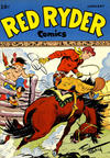 Cover for Red Ryder Comics (Dell, 1942 series) #54