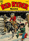 Cover for Red Ryder Comics (Dell, 1942 series) #57