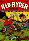 Cover for Red Ryder Comics (Dell, 1942 series) #63